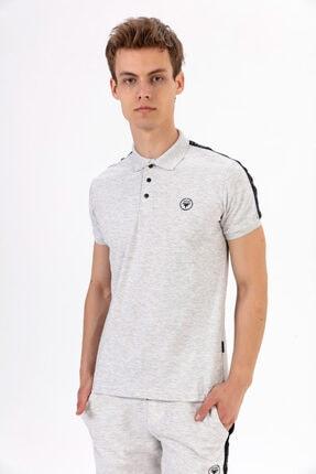 Fabregas B. Şeritli Polo Yaka T-shirt 1