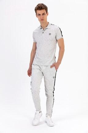 Fabregas B. Şeritli Polo Yaka T-shirt 3