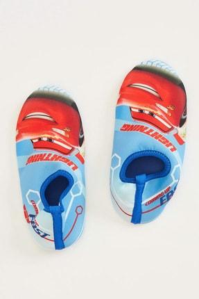Defacto Cars Lisanslı Slip On Ayakkabı 0