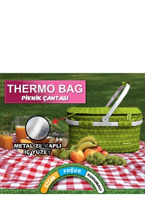 Famebag Thermo Bag Piknik Çantası 2