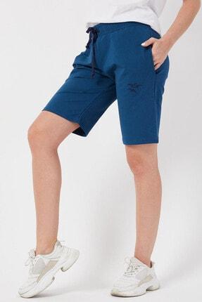 Twenty3 Kadın Basic Uzun Örme Şort Bermuda 1