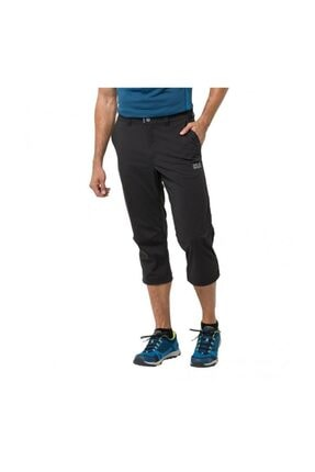 Jack Wolfskin Activate Light 7/8 Pants Erkek Pantolon - 1505501-6000 1