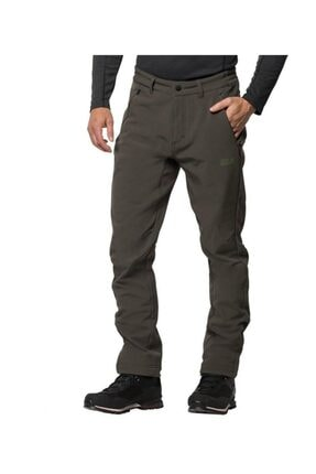 Jack Wolfskin Zenon Softshell Pants Erkek Pantolon - 1505171-5100 0
