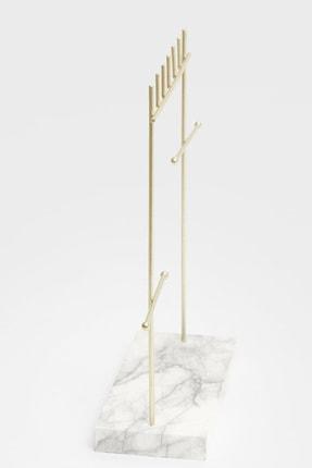 Stradivarius Kadın Bej Minimal Mermer Takı Kutusu 00902020 3