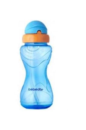 Bebedor Sportif Pipetli Bardak Mavi 330 ml 0