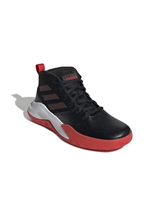 adidas Siyah Ownthegame K Wıde Çocuk Basketbol Ayakkabısı 1