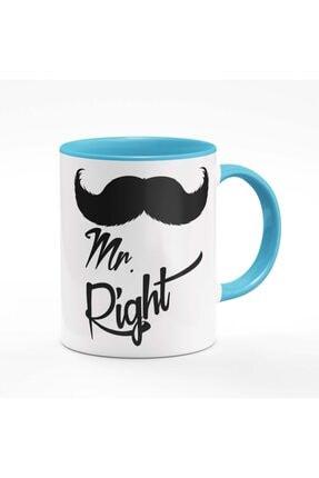 Bilge Hediyelik Mr. Right Kupa 0