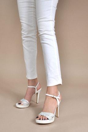 Kadın  Sedef Klasik Topuklu Ayakkabı VZN20-050Y resmi