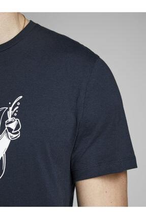 Jack & Jones T-Shirt - Octobooze Originals Tee Ss 12153595 3
