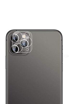 YGT Iphone 11 Pro Max Kamera Koruyucu Temperli Kırılmaz Cam 1