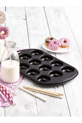 KAISER Donut Kalıp 12 Haneli 1