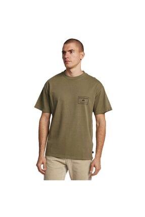 Quiksilver X Comp Erkek T-shirt 0