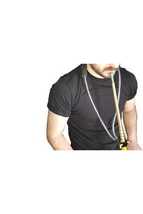 HEPİTOP Nargile Marpuç Boyun Askılığı Esnek Ayarlanabilir Dayanıklı Malzeme 2