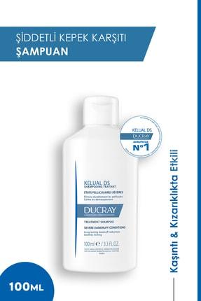 Ducray Şampuan - Kelual Ds Shampoo 100 ml 3282779361286 0