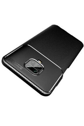 Xiaomi Redmi Note 9 Pro Silikon Kılıf Siyah 1