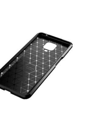 Telefon Aksesuarları Redmi Note 9 Pro Silikon Kılıf Siyah 4