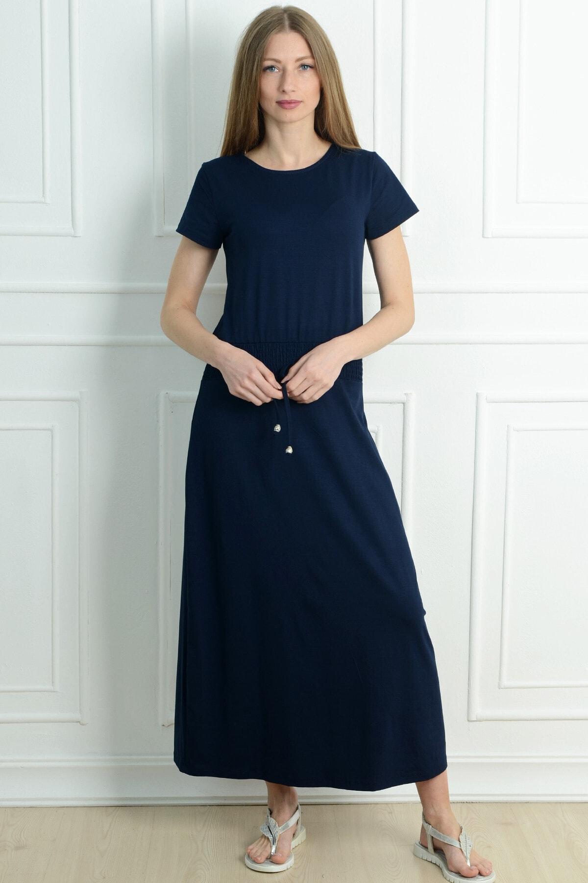 Pınkmark Kadın Lacivert Elbise Pmel18237