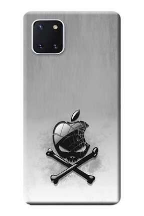 Kılıfmerkezi Samsung Galaxy Note 10 Lite Kılıf Sm-n770f Desen Baskılı Silikon Ölümtehlikesi Stk:151 0