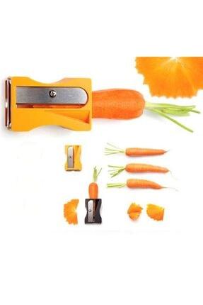 Aksuvital Bitkisel Ürünler Carrot Sharpener Kalemtraş Havuç Soyacağı 0