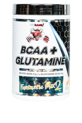 Protouch Nutrition Protouch Bigbang Bcaa+glutamine 400 Gr 40 Servis Portakal Aromalı 0
