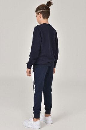 bilcee Erkek Çocuk Lacivert Sweatshirt FW-1430 4