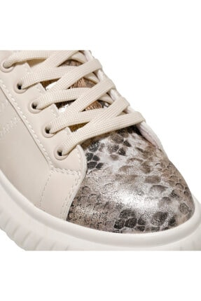Lumberjack ELENI Kum Rengi Kadın Sneaker Ayakkabı 100556916 4