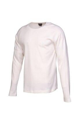 HUMMEL Erkek Beyaz Uzun Kollu Tişört 0
