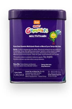 Orzax Ocean Smart Gummies Multivitamin 64 Adet Çiğnenebilir Jel Form 1