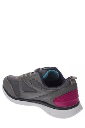 Jump Gri Pembe Kadın Sneaker 190 21163Z 3