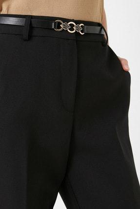 Koton Kadın Siyah Jeans 1KAK42952UW 4