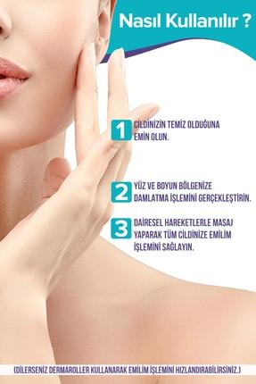 Roox Beauty Kolajen - C Vitamini - Hyaluronik Asit Aydınlatıcı Ve Kırışıklık Karşıtı Yüz Serumu 30 Ml 2