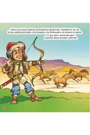 Güneşyolu Yayınları Adam Olmuş Çocuklar Yıldızlara Ulaşmak Serisi 1 - Çocuk Kitap Seti (10kitap) 2