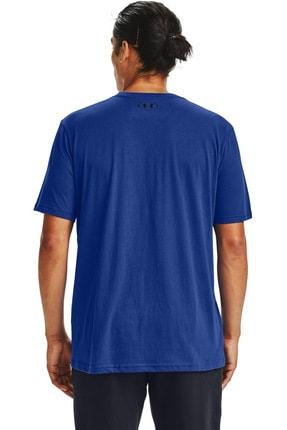 Under Armour Erkek Spor T-Shirt - Ua Sportstyle Logo Ss - 1329590-584 1