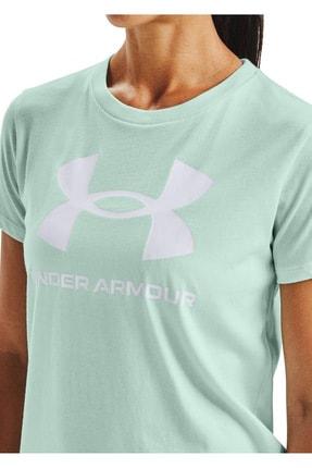 Under Armour Kadın Spor T-Shirt - Live Sportstyle Graphic Ssc - 1356305-403 3