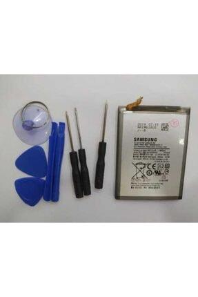 SunSon Samsung Galaxy M20 Batarya + Tamir Seti Hediyeli 0