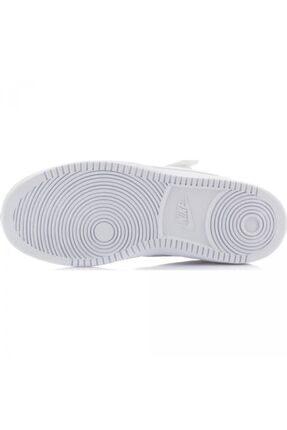 Nike Bebek Beyaz Günlük Ayakkabı 870029-100 1