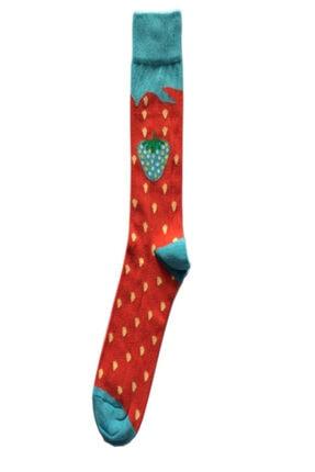 My Socks Renkli Desenli Unisex 7'li Happy Neşeli Çoraplar 1