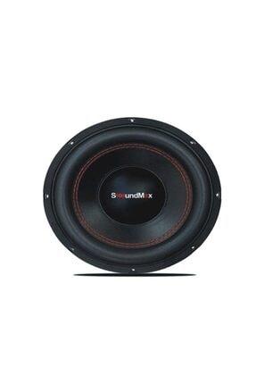 Soundmax Sx-fc12 Bass Subwoofer 30cm 1500w Oto Hoparlör 1