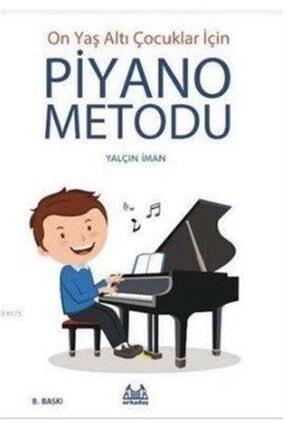 Arkadaş Yayınları Piyano Metodu/on Yaş Altı Çocuklar Için 0