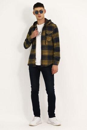 Erkek Lacivert Cepli Jeans 202JK.833