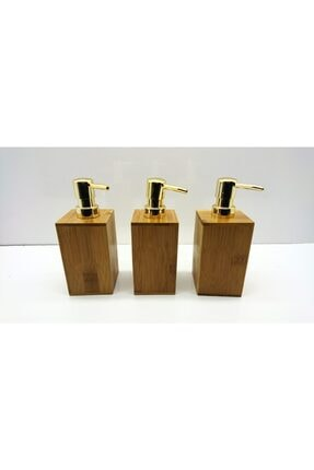 YAKUT Bambu Sıvı Sabunluk 1