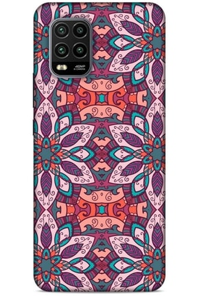 Lopard Ethnic Culture (8) Xiaomi Mi 10 Lite Kılıf Silikon Kapak Desenli 0