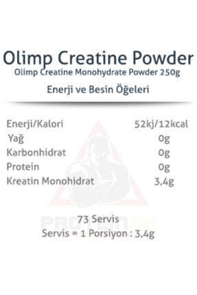 Olimp Creatine Monohydrate Powder Super Micronized 250 Gr 1
