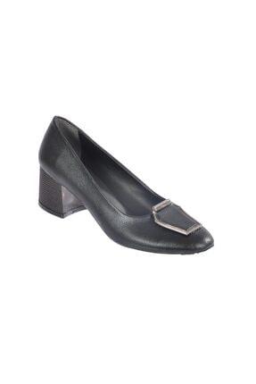 Maje Kadın Siyah Topuklu Ayakkabı 0