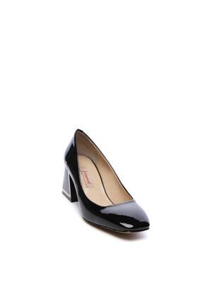Kemal Tanca Kadın Siyah Vegan Ayakkabı Ayakkabı 22 8064 Bn Ayk Sk20-21 1
