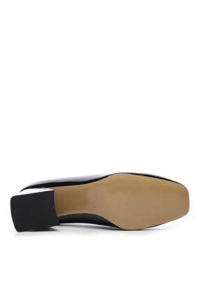Kemal Tanca Kadın Siyah Vegan Ayakkabı Ayakkabı 22 8064 Bn Ayk Sk20-21 4