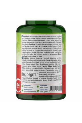 Natures Supreme Ester-c 1000 Mg C Vitamini 120 Tablet 3