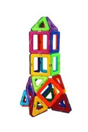JOYCE TOYS 63 Parça Yaratıcı Mıknatıs (Magnet) Seti 1