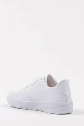 Gob London Kadın Beyaz Sneaker 1021-105-0010_1003 4