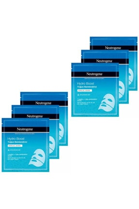 Neutrogena Hydro Boost Yoğun Nemlendirici Maske 30 ml 6 Adet 0